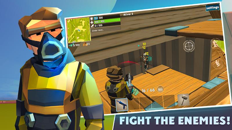 Rocket Royale Screenshot 2
