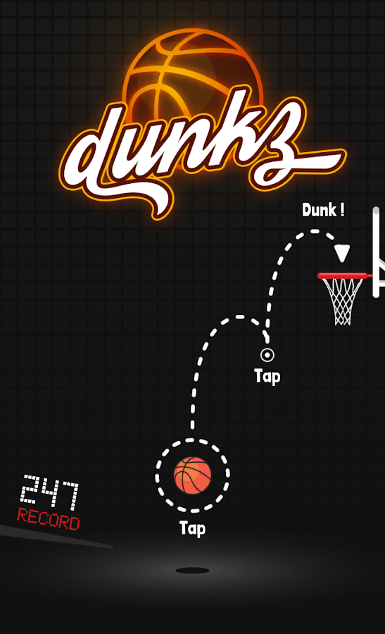 Dunkz Screenshot