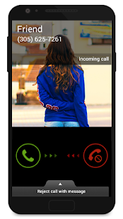 Fake Call 2 APK for Bluestacks