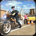 Extreme Traffic Police Bike 3D APK for Bluestacks