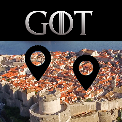 Android aplikacija Dubrovnik: Game of Thrones locations na Android Srbija