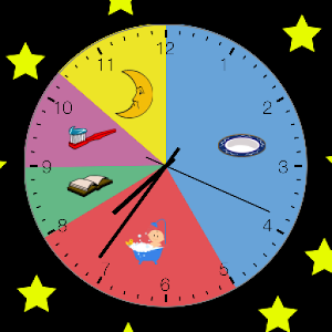 Kids Activity Clock For PC / Windows 7/8/10 / Mac – Free Download