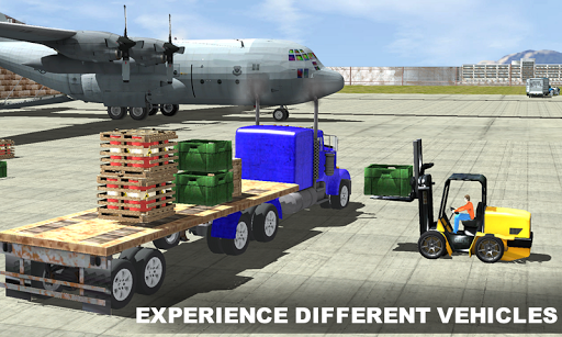 Airplane Pilot Car Transporter - screenshot