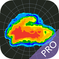 MyRadar NOAA Weather Radar Ad Free pour PC (Windows / Mac)