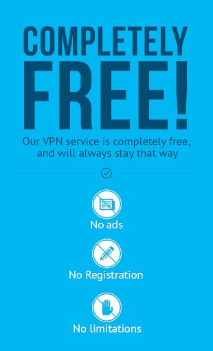 Hola Free VPN Proxy screenshot 6