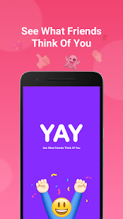 YAY - TBH App, To be honest for pc