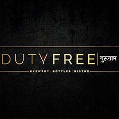Duty Free - The Vayu Bar, Sector 29, Sector 29 logo