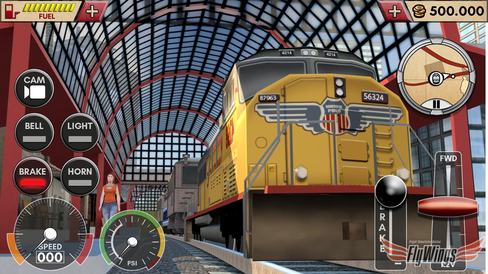 Train Simulator 2016 HD Screenshot 10