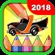 Color book - super cars