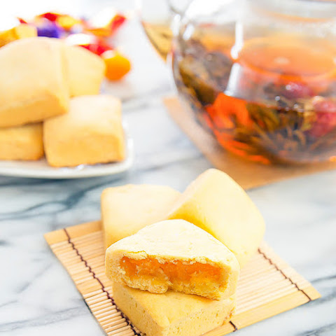 Chinese/Taiwanese Pineapple Cakes