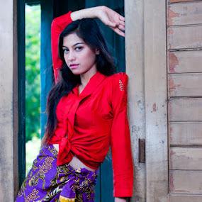 by Fajar  Kurniawan - People Portraits of Women