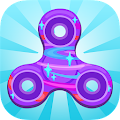 Fidget Spinner Collector APK for Bluestacks