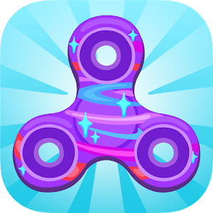 Fidget Spinner Collector For PC (Windows & MAC)