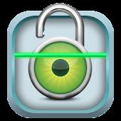Game Eye Scan Lock Screen Prank APK for Kindle