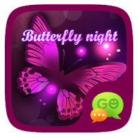 (FREE) GO SMS BUTTERFLY THEME For PC (Windows And Mac)