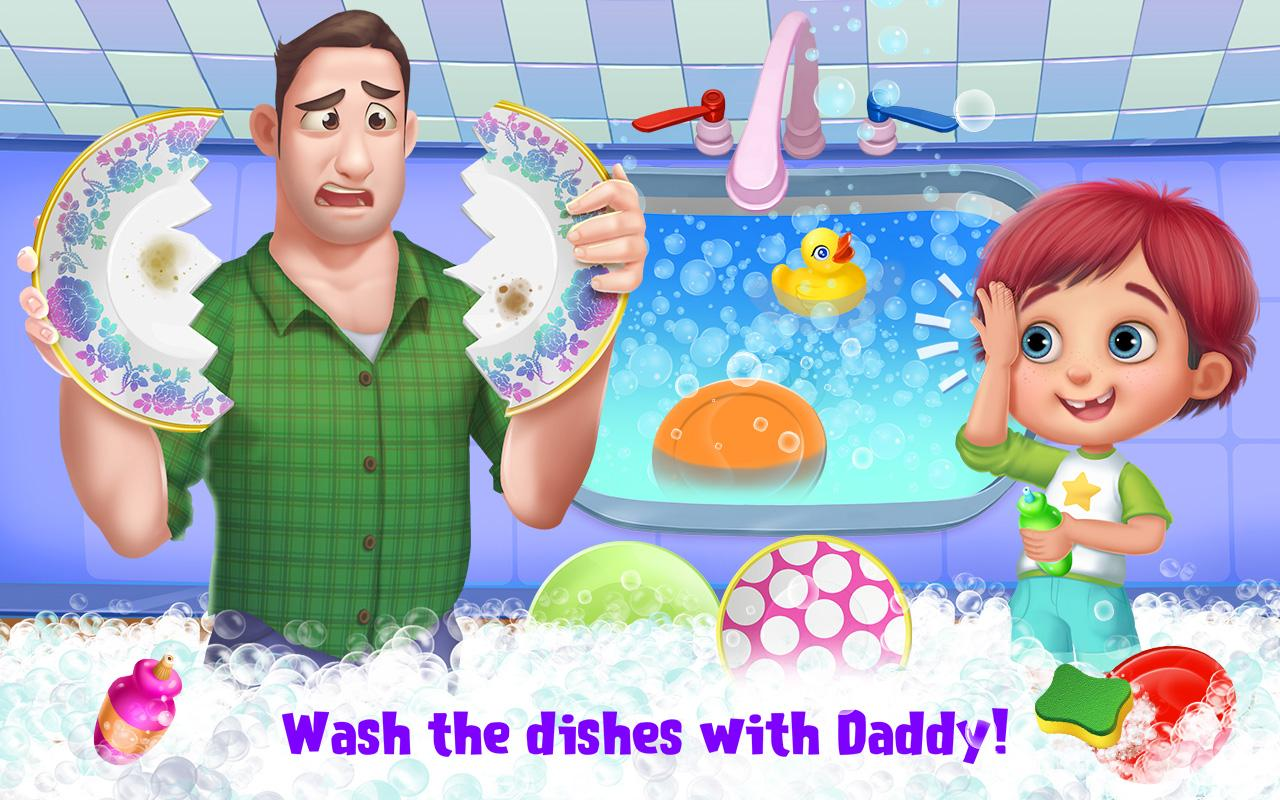 Daddy's Little Helper Screenshot 2