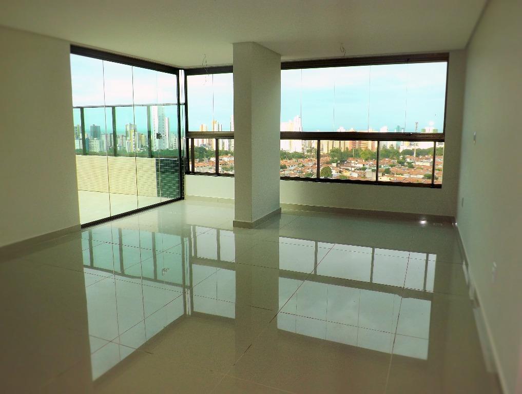 Cobertura  residencial à venda, Brisamar, João Pessoa.