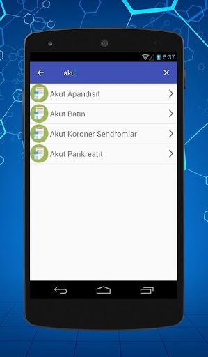 Reçeteler - screenshot