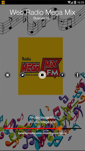 Radio Mega Mix - screenshot