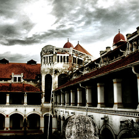 Lawang Sewu by Philip Wibowo - Buildings & Architecture Other Exteriors