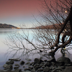 Color in the Waters by Greg Van Dugteren - Landscapes Waterscapes