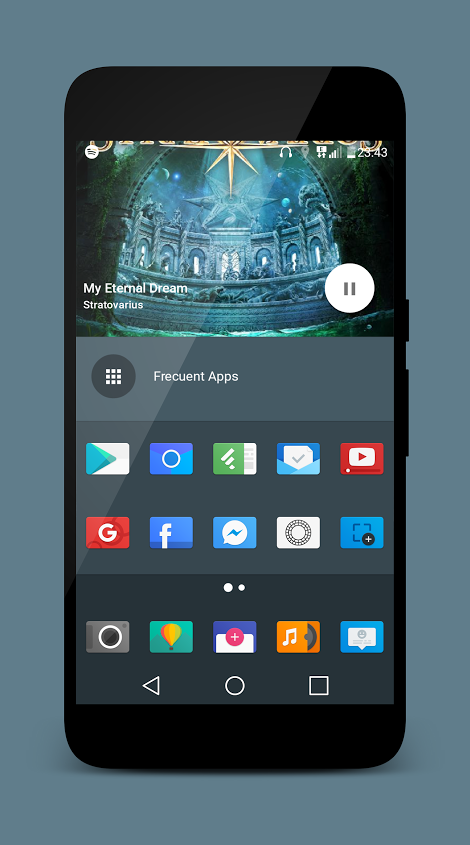 Material Cards icon pack Screenshot 7