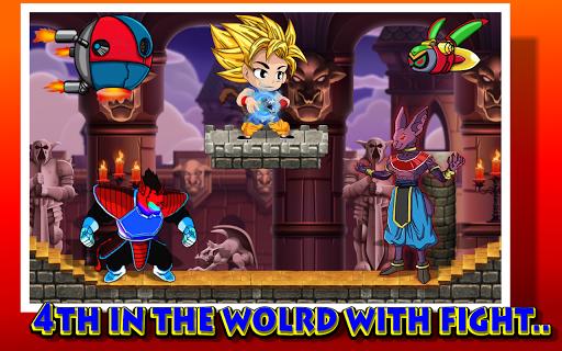 Super Goku Adventure of Saiyan - screenshot