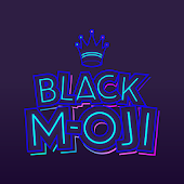 BlackM-oji Icon