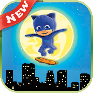 CatBoy Night Adventure APK