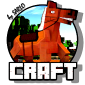 7.  Horsecraft: Survival and Crafting Game