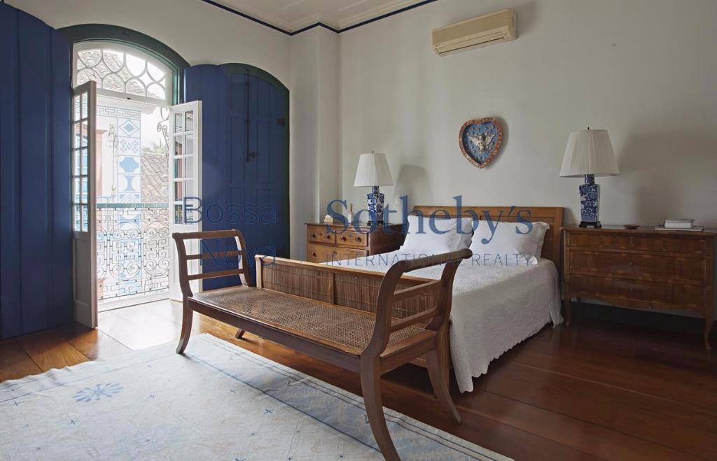 Linda residência no Centro Histórico de Paraty.