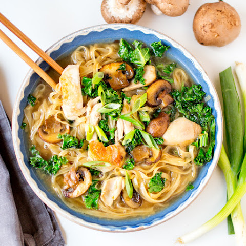 Nigel Slater's Chicken Noodle Soup