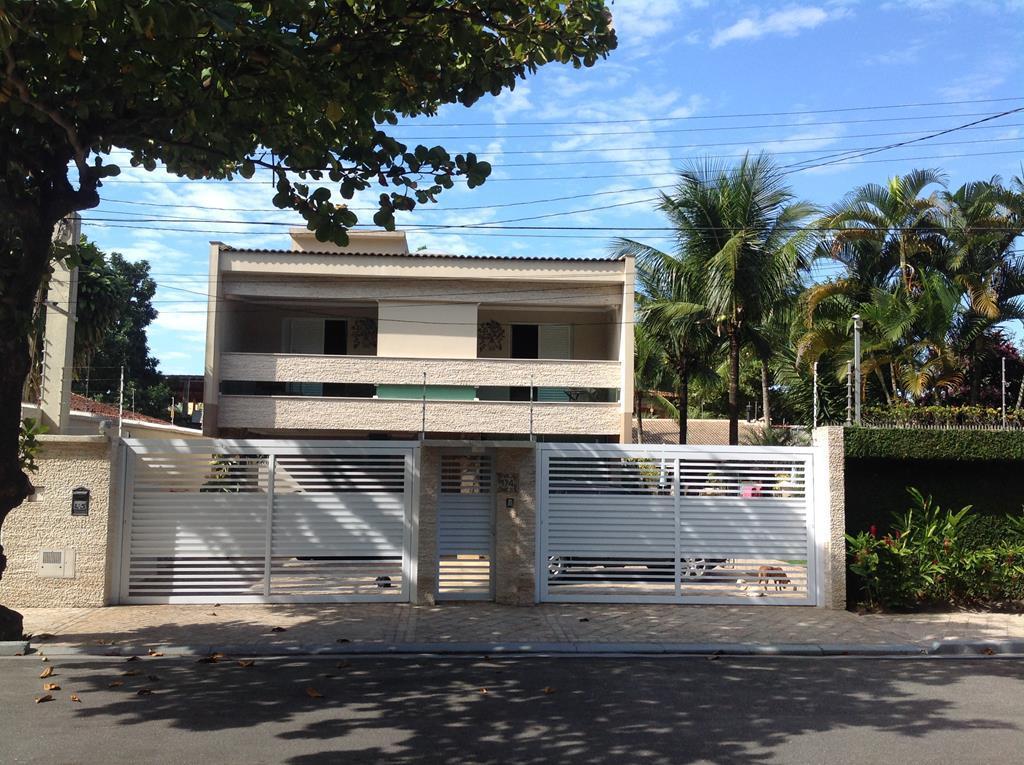 Casa Sobrado Residencial Mobiliada à Venda, Enseada, Guarujá - CA0649.
