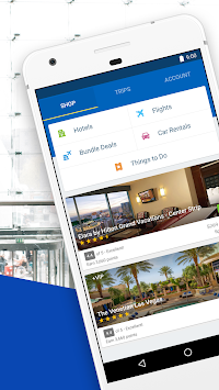 Expedia Hotel Og Flybilletter APK screenshot thumbnail 2
