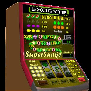 Cover art Super Snake Slot Machine +