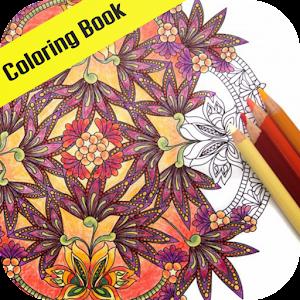 Download Free Mandala Coloring Book APK To PC