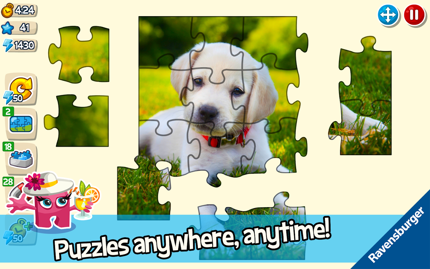 Puzzle Adventures Screenshot 6