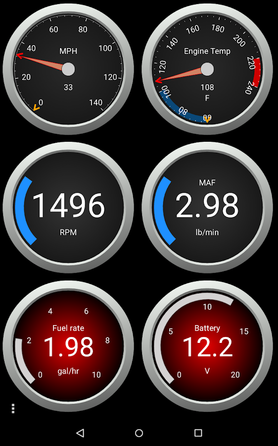OBD Fusion (Car Diagnostics) Screenshot 14
