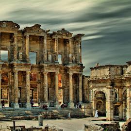ΕΦΕΣΟΣ by Babis Mavrommatis - Buildings & Architecture Public & Historical ( ασγωα, σαφ, ασδφ, δφαβγσω, ασδ )