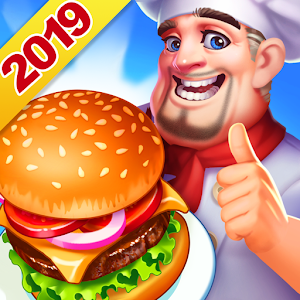 Cooking Hot - Crazy Restaurant Kitchen Game For PC (Windows & MAC)