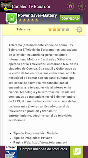 TV Ecuador - screenshot