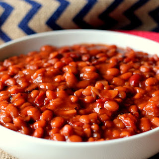 Secret Ingredient Baked Beans