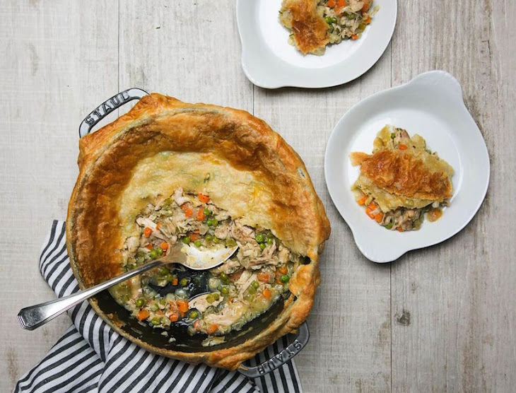 Chicken Pot Pie Recipe | Yummly