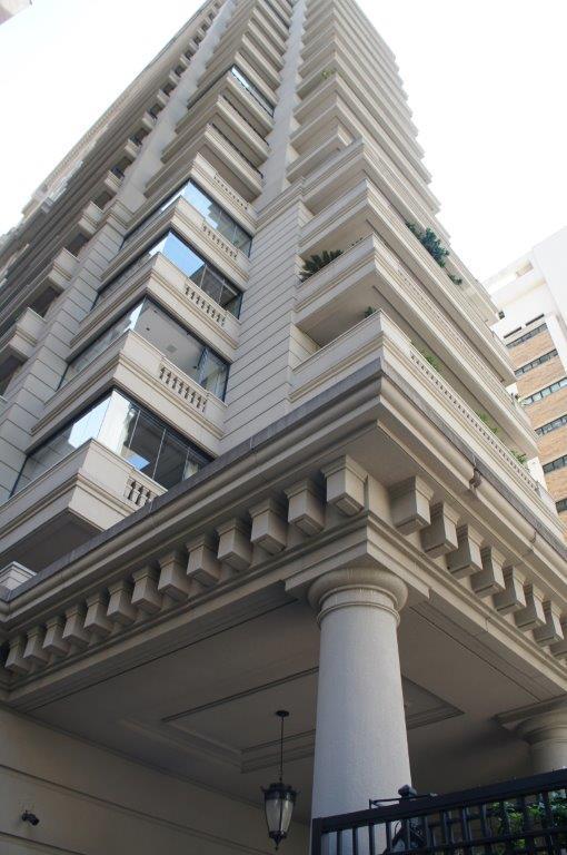 Apartamento residencial à venda, Jardim Paulistano, São Paulo.