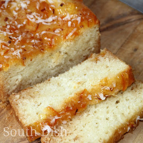 Coconut Orange Marmalade Bread