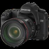 DSLR Kamera - Ultra HD