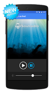 Soulradio.gr WebRadio - screenshot