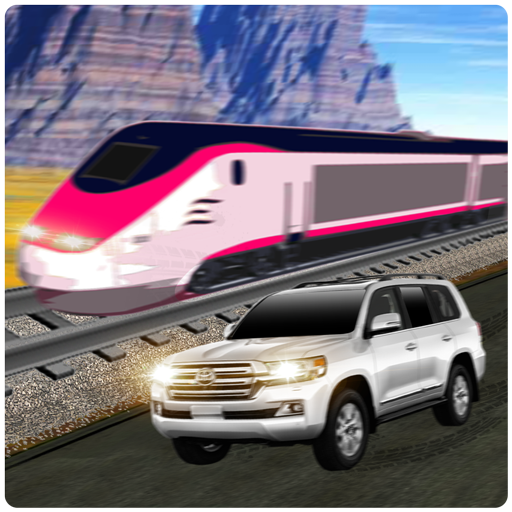 Train vs Prado Racing 3D (game)