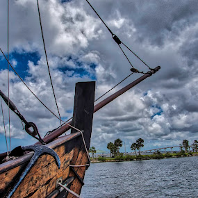 by Rob Whidden - Transportation Boats