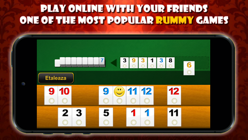 Rummy 45 - screenshot